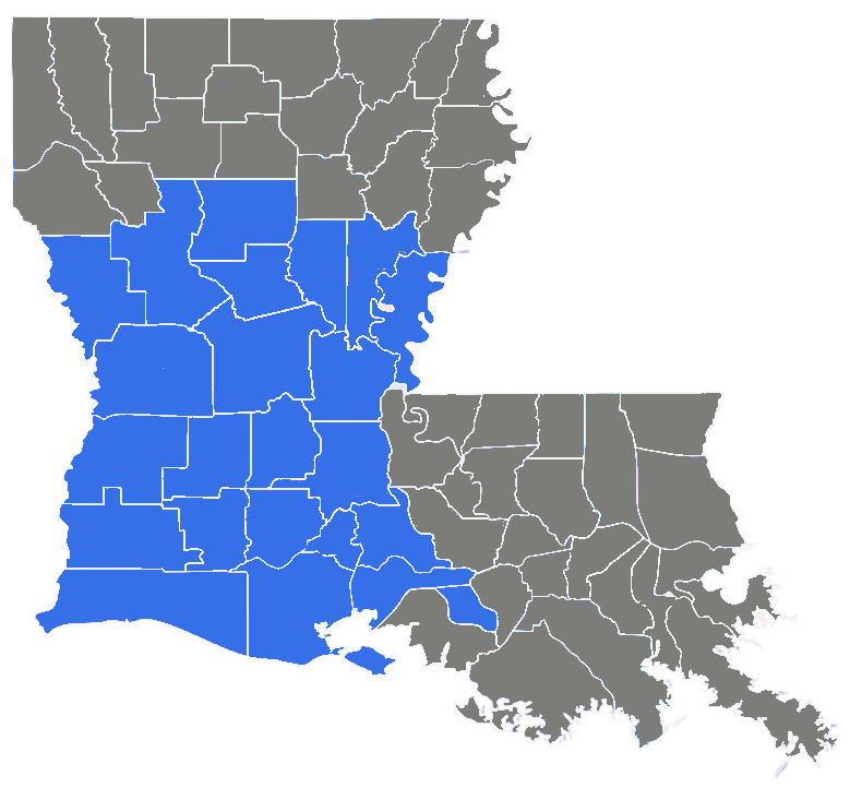 Louisiana Traffic Map.Louisiana Court Of Appeal Third Circuit